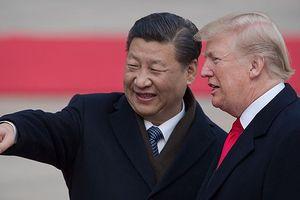 Tổng thống Mỹ tuyên bố gặp Chủ tịch Trung Quốc trong tháng 11