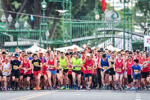 Tổ chức Giải Marathon quốc tế TP Hồ Chí Minh Techcombank 2018