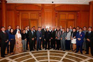 Kaspersky Lab gặp gỡ Tân Thủ tướng Malaysia