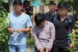 Long An: Gọi taxi Mai Linh đi chơi cùng bạn gái, nam thanh niên 21 tuổi sát hại tài xế rồi bỏ trốn