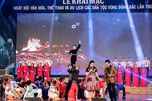 Khai mạc Ngày hội văn hóa, thể thao và du lịch các dân tộc vùng Đông Bắc: Tôn vinh các giá trị văn hóa truyền thống đặc sắc