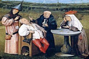 Những cách chữa bệnh 'kỳ lạ' nhất từng xuất hiện trong lịch sử