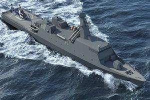 Tàu tên lửa tàng hình Saar S-72 Israel vượt trội Karakurt của Nga?