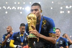 Mbappe đứng trước cơ hội đi vào lịch sử với giải thưởng 'Golden Boy'