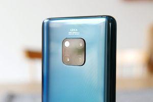 Bạn biết gì về 'ông trùm' smartphone Huawei Mate 20 Pro?