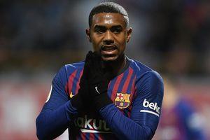 Malcom trên đường thành bản hợp đồng sai lầm của Barca