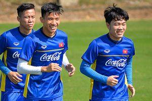 ĐT Việt Nam rèn thể lực chuẩn bị cho AFF Cup
