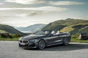 BMW 8-Series Convertible 2019 ra mắt, giá từ 121.400 USD