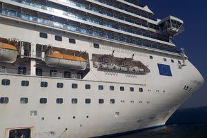 Tàu du lịch có 1.400 phòng ngủ vào đảo Phú Quốc
