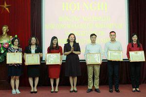 Quận Cầu Giấy hưởng ứng Ngày Pháp luật Việt Nam
