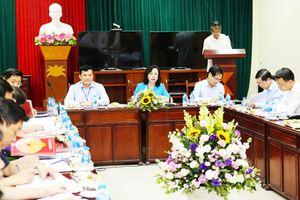 Thực hiện Nghị quyết 18 và 19 tại huyện Thường Tín: Tập trung giải quyết những vấn đề dân sinh bức xúc