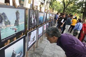 Triển lãm 100 ảnh xuất sắc nhất cuộc thi ảnh Di sản VN 2018