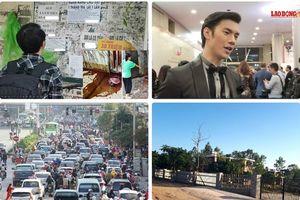 Tin tức Hà Nội 24h: 'Soi' phần vi phạm của 18 công trình thuộc đất rừng phòng hộ Sóc Sơn