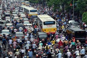 Hà Nội được lập đề án thu phí vào nội đô