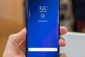 Galaxy S10 sẽ gây 'choáng' với camera ẩn dưới màn hình