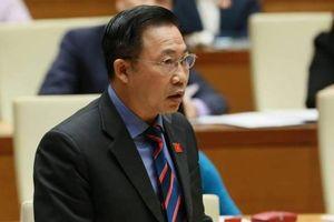 ĐB Lưu Bình Nhưỡng: 'Tôi khẳng định không nói bất cứ gì sai trái'