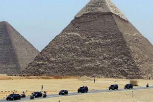 Tiết lộ bí mật xây dựng các kim tự tháp Ai Cập
