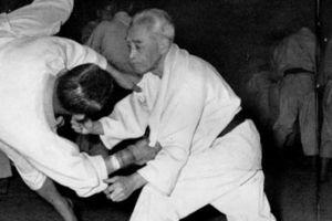 'Thần võ Judo Nhật Bản' – Người tí hon khiến đối thủ khiếp sợ