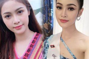 Cô gái Lào xinh đẹp được dự đoán đăng quang Hoa hậu Quốc tế