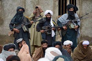 Afghanistan: Diện tích lãnh thổ Taliban kiểm soát tăng mạnh