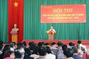 Lạng Sơn: Khai mạc hội thi giáo viên dạy giỏi cấp tỉnh