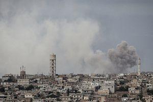 Phiến quân đang chuẩn bị dàn dựng một vụ tấn công hóa học tại Syria