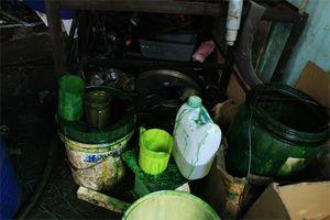 Tòa trả hồ sơ vụ án sản xuất, buôn bán dầu nhớt giả