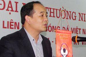 Thứ trưởng Lê Khánh Hải chính thức đủ điều kiện tranh cử Chủ tịch VFF khóa 8