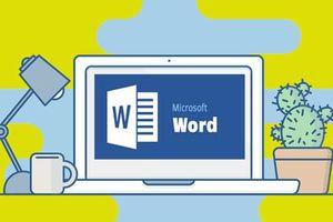 Cách đóng dấu bản quyền tài liệu khi sử dụng Microsoft Word