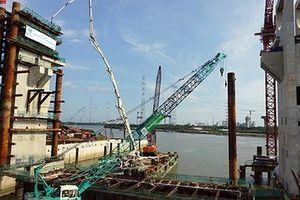 Không phải tư vấn giám sát, chính Trung Nam 1547 thông báo tạm dừng thực hiện dự án chống ngập 10.000 tỷ