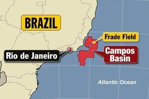 Petrobras quyết định không đầu tư khoan thăm dò mới tại mỏ Frade ngoài khơi Brazil