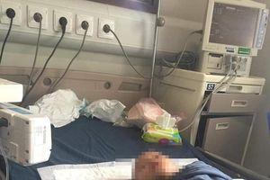 Vụ cãi nhau với chồng, cho 2 con uống thuốc diệt cỏ: Bé trai 4 tuổi tử vong