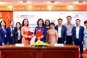 VietinBank và LienVietPost Bank hợp tác cung ứng dịch vụ thanh toán