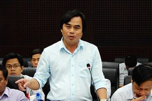 Đà Nẵng: Tân Giám đốc Sở TN-MT trực tiếp phụ trách các lĩnh vực nào của Sở?