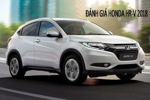 Đánh giá ưu, nhược điểm cùng giá bán Honda HR-V 2019