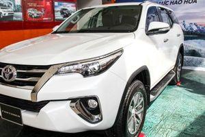Cập nhật giá xe ô tô Toyota tháng 11/2018: Toyota Wigo rẻ nhất 345 triệu đồng