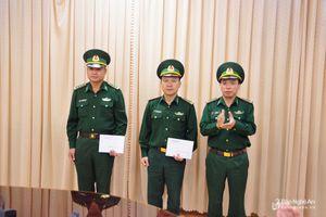 Bộ đội Biên phòng Nghệ An có Phó Tham mưu trưởng mới