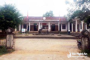 Nghệ An: Cảnh cáo cán bộ xã gây gổ tại trụ sở