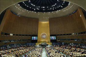 Đại hội đồng Liên hợp quốc nhất trí cao kêu gọi Mỹ bãi bỏ lệnh cấm vận Cuba