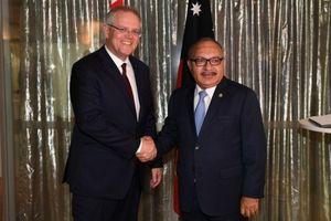 Úc giúp Papua New Guinea xây dựng căn cứ hải quân