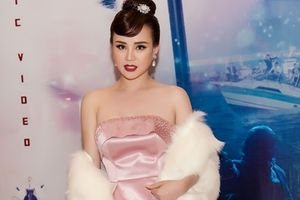 Vy Oanh chi bộn tiền làm MV đánh đấm như phim hành động