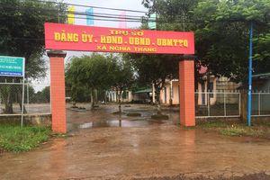 Xác minh việc Bí thư Đảng ủy xã xây nhà trên đất công ở Đắk Nông