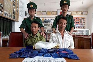 Hành trình bắt giữ 2 trai bản vận chuyển gần 7.000 viên ma túy tổng hợp