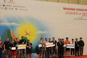 VNPT tài trợ Cuộc thi An toàn không gian mạng toàn cầu