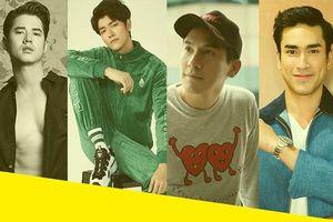 4 mỹ nam Thái lọt top 100 gương mặt đẹp trai nhất