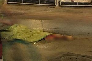 Hà Nội: Đi bộ sang đường, người đàn ông bị xe bồn cán qua người tử vong