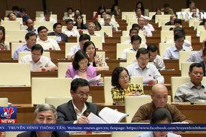 Quốc hội họp về việc phê chuẩn CPTPP