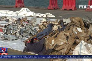 Indonesia đẩy nhanh xác nhận danh tính nạn nhân