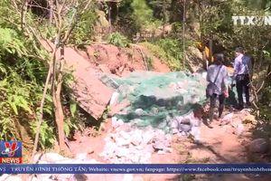 Lộ diện 18 hộ xây dựng trái phép trên đất rừng Sóc Sơn