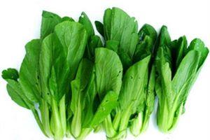 5 loại rau củ nhiễm nhiều thuốc trừ sâu bà bầu cần thận trọng khi ăn